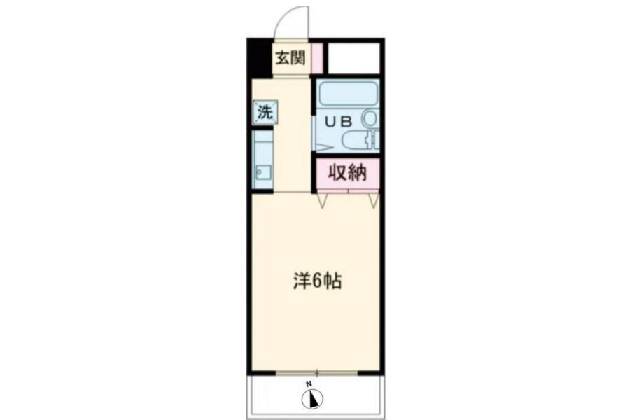 1R Apartment to Buy in Toyohashi-shi Interior