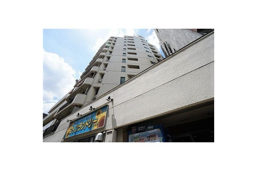 2DK 맨션 to Rent in Kita-ku Exterior