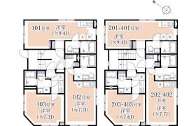 1R Mansion in Chitosedai - Setagaya-ku