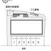 1K Apartment to Rent in Maizuru-shi Layout Drawing