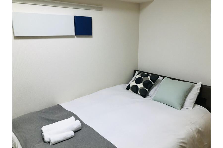 在大阪市中央区内租赁1K 公寓大厦 的 卧室