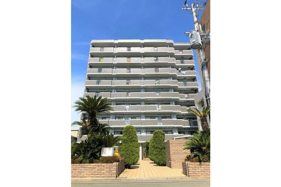3LDK Apartment to Buy in Kyoto-shi Ukyo-ku Exterior
