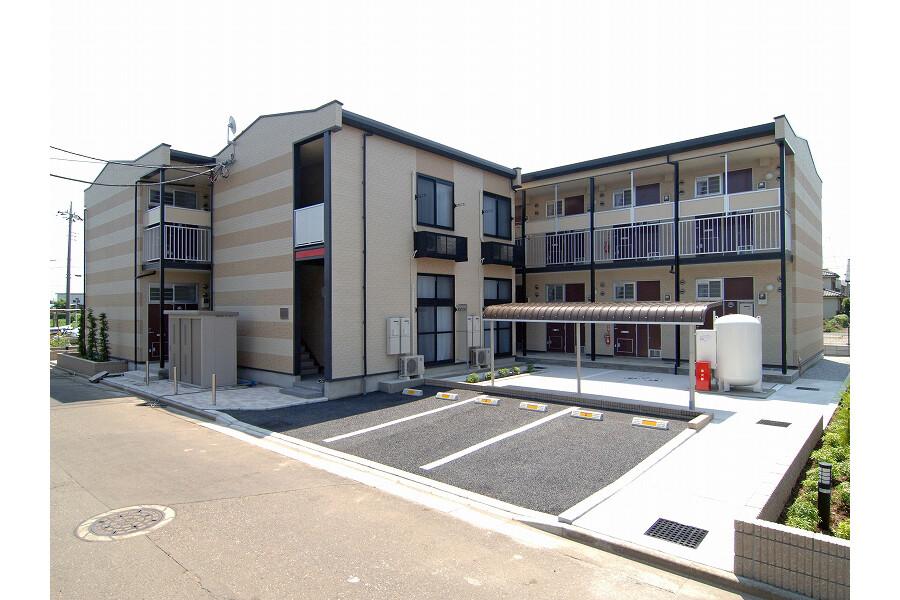 在所沢市內租賃1K 公寓 的房產 戶外