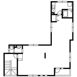 1K Mansion in Roppongi - Minato-ku Floorplan
