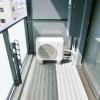 在中央區內租賃1DK 公寓大廈 的房產 陽台