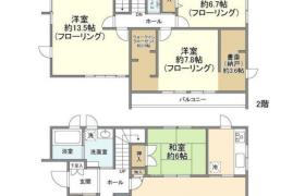 4LDK House in Sakuragaoka - Yokosuka-shi