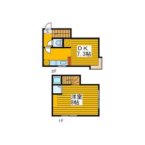 Whole Building {building type} in Kotoni 4-jo - Sapporo-shi Nishi-ku Floorplan