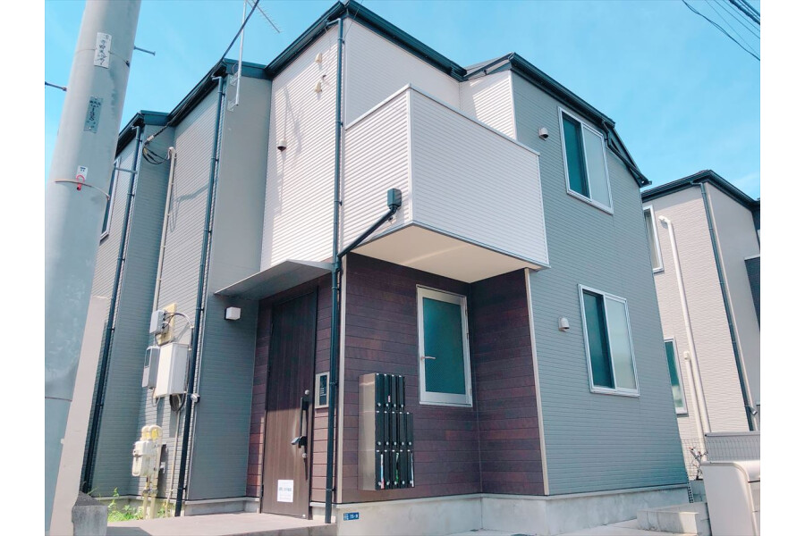 Shared Guesthouse to Rent in Shinagawa-ku Exterior
