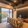 3LDK 戸建て 京都市中京区 リビングルーム