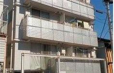 世田谷区奥沢-1LDK公寓大厦