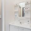 在台东区内租赁1R 公寓大厦 的 盥洗室