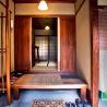 4K 戸建て 京都市上京区 玄関