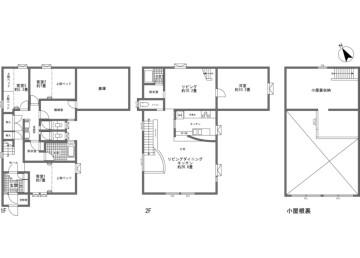 4LDK Hotel/Ryokan to Buy in Abuta-gun Kutchan-cho Floorplan
