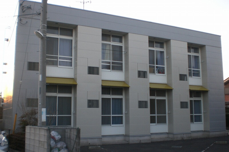 1K Apartment to Rent in Kuki-shi Exterior