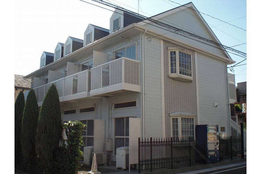 1K Apartment to Rent in Tachikawa-shi Exterior