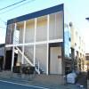 1K アパート 浜松市中区 外観