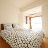 2DK Serviced Apartment to Rent in Shibuya-ku Bedroom