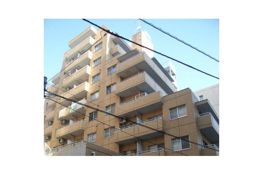 在澀谷區內租賃2DK 公寓大廈 的房產 戶外