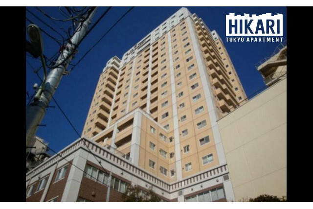 1LDK 맨션 to Rent in Shinagawa-ku Exterior