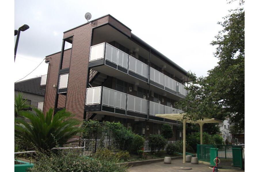 1K Apartment to Rent in Arakawa-ku Exterior