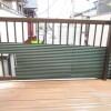 3K House to Rent in Matsubara-shi Balcony / Veranda