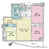 2SLDK Apartment to Buy in Kawasaki-shi Asao-ku Floorplan