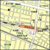 1K Apartment to Rent in Chiba-shi Hanamigawa-ku Access Map