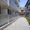 1K Apartment to Rent in Arakawa-ku Balcony / Veranda