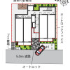 1R Apartment to Rent in Shibuya-ku Map