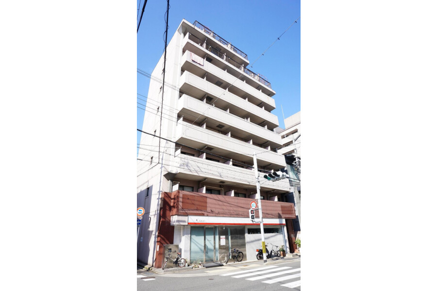 1K Apartment to Rent in Kyoto-shi Shimogyo-ku Exterior