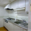 2LDK Apartment to Rent in Shibuya-ku Kitchen