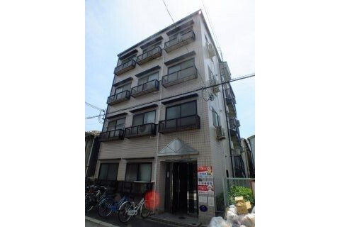 Whole Building Apartment to Buy in Osaka-shi Konohana-ku Interior