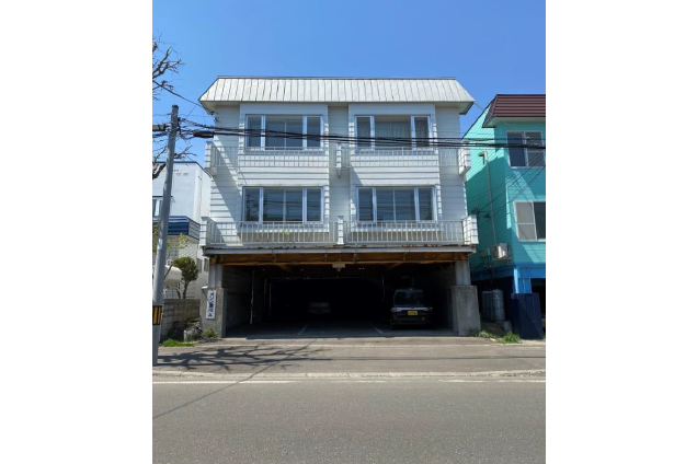 Whole Building Apartment to Buy in Sapporo-shi Minami-ku Exterior