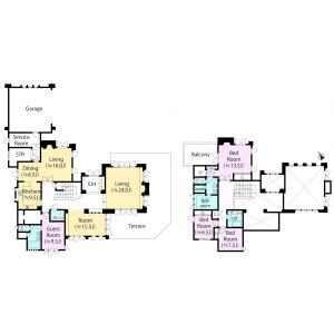 5SLDK {building type} in Asumigaoka - Chiba-shi Midori-ku Floorplan