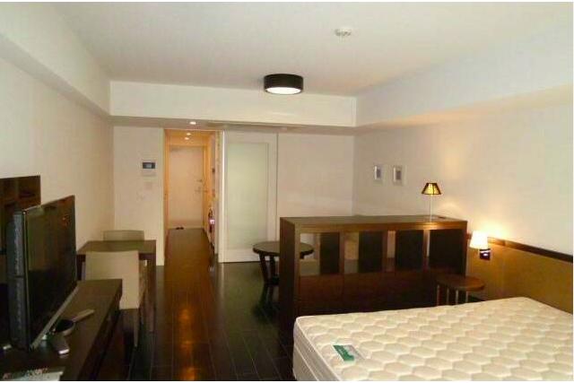 在港區內租賃1R 公寓大廈 的房產 臥室