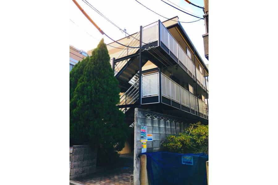 1K 아파트 to Rent in Setagaya-ku Exterior