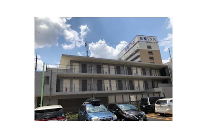 1R 맨션 to Rent in Kawaguchi-shi Exterior