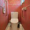 4DK House to Rent in Osaka-shi Higashiyodogawa-ku Toilet