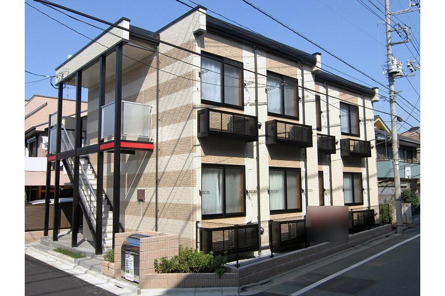 在練馬區內租賃1K 公寓 的房產 戶外