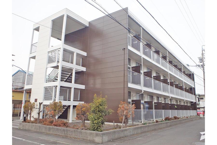 1K Apartment to Rent in Shizuoka-shi Suruga-ku Exterior