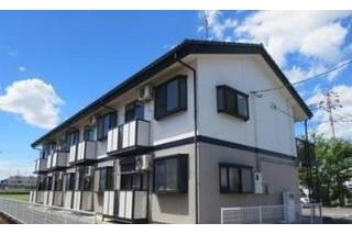 2DK Apartment to Rent in Kazo-shi Exterior