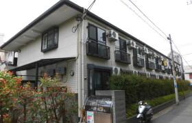 1K Apartment in Gohongi - Meguro-ku