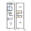 2DK Apartment to Rent in Kodaira-shi Interior