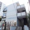 在新宿区内租赁1K 公寓 的 户外