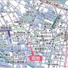 1DK Apartment to Rent in Chiyoda-ku Access Map