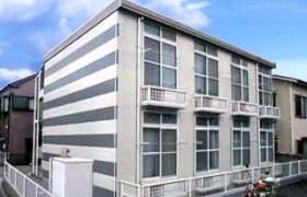 川崎市中原区苅宿-1K公寓大厦