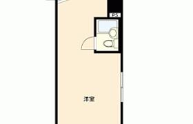 1R {building type} in Kego - Fukuoka-shi Chuo-ku