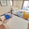 1K マンション 豊島区 ベッドルーム