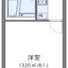 1K Apartment to Rent in Osato-gun Yorii-machi Floorplan
