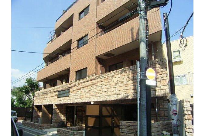 在中野區內租賃2DK 公寓大廈 的房產 戶外